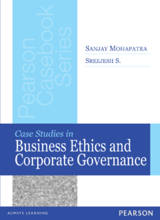 business ethics case study paper Case studies are a large part of the business school curriculum find out where you can find free business case study samples online.